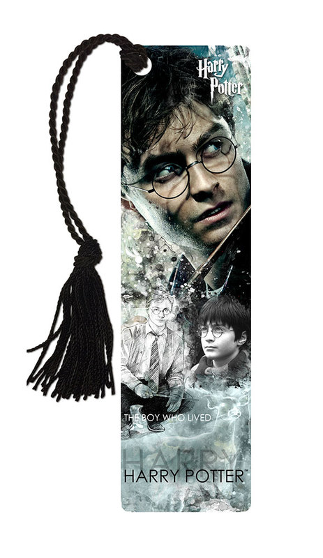 FilmCells: Premium Bookmark - Harry Potter (The Boy Who Lived)