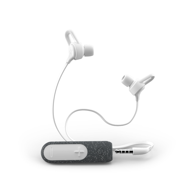 iFrogz: Sound Hub Sync Earbuds - White