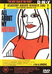 All About My Mother on DVD