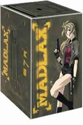 Madlax - Vol 1 with Collector's Box on DVD