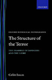 The Structure of the Terror by Colin Lucas image