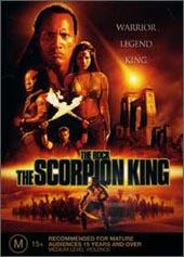 The Scorpion King on DVD