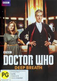 Doctor Who: Deep Breath on DVD