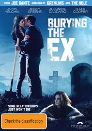 Burying The Ex DVD