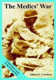 The Medics' War by Albert E. Cowdrey image