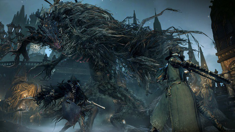 Bloodborne Game of the Year Edition for PS4 image