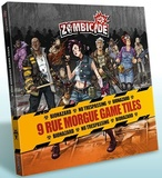 Zombicide: Rue Morgue Game Tiles