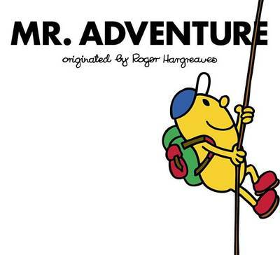 Mr. Adventure by Adam Hargreaves image