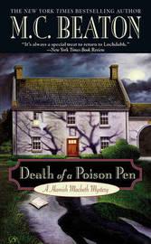 Death of a Poison Pen by M.C. Beaton