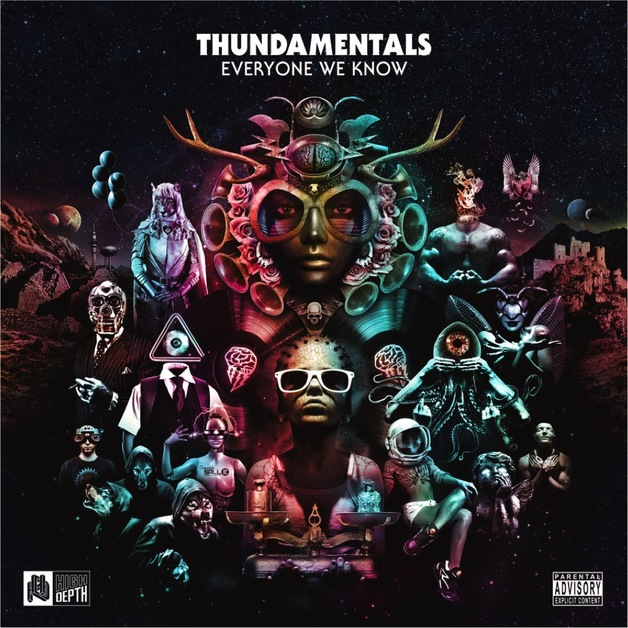 Everyone We Know by Thundamentals