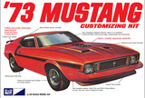 MPC: 1/25 1973 Ford Mustang - Model Kit