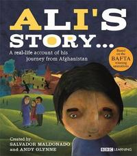 Seeking Refuge: Ali's Story - A Journey from Afghanistan by Andy Glynne