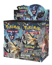 Pokemon TCG Ultra Prism Booster Box