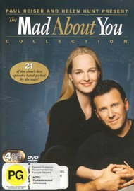 Mad About You, The Collection on DVD image