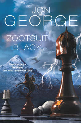 Zootsuit Black by Jon George