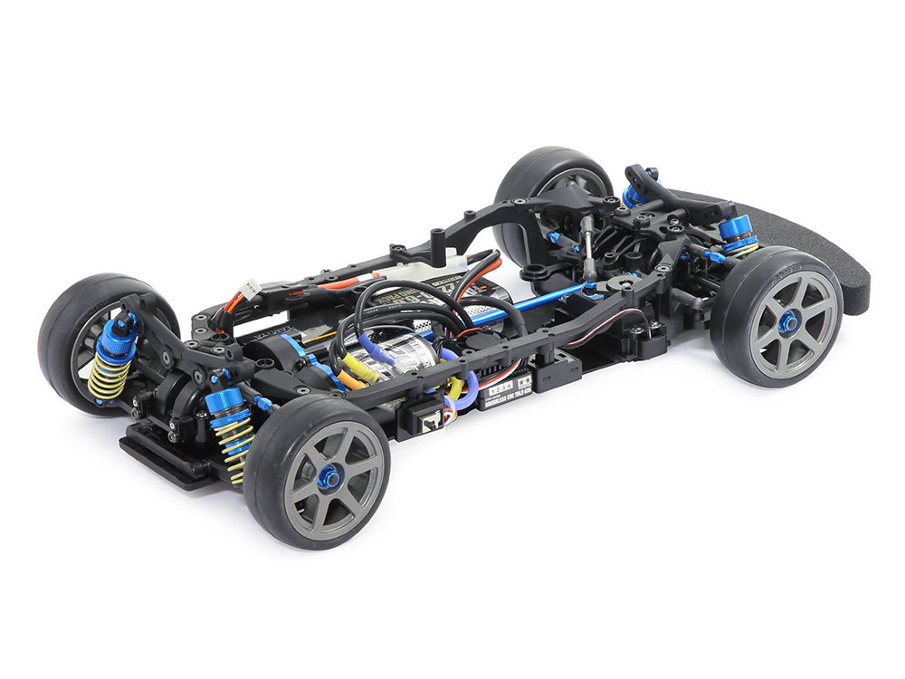 TAMIYA 1/10 RC TB-05 PRO Chassis - Assembly kit image
