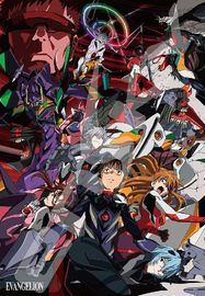 Evangelion: In the Whirlpool of Fate - 1,000 Piece Puzzle