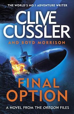 Final Option by Clive Cussler