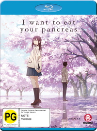 I Want To Eat Your Pancreas on Blu-ray image