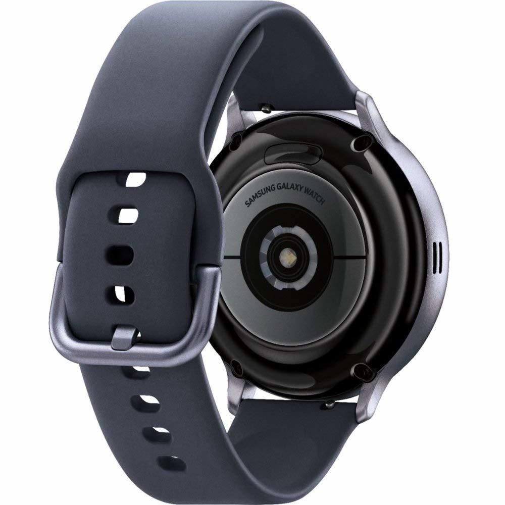 Samsung: Galaxy Watch Active 2 - Aluminum/44mm (Aqua/Black) image