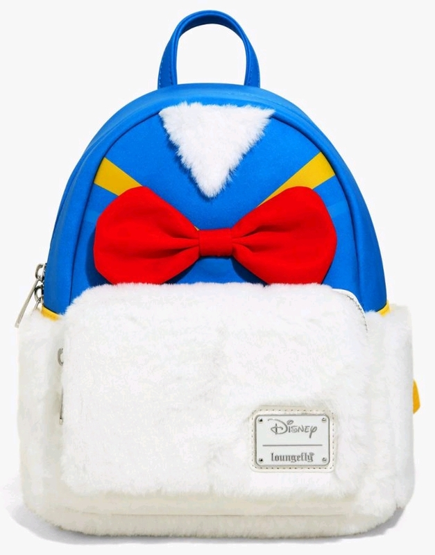 Loungefly: Disney Donald Duck Body Backpack