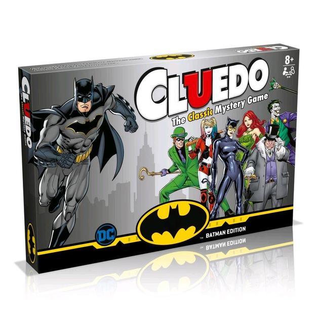 Cluedo: Batman