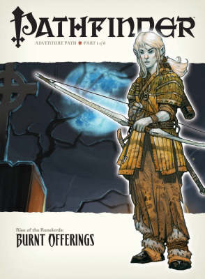 Pathfinder: Rise of the Rune Lords: Issue 1 by Wolfgang Baur image