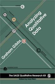 Analysing Qualitative Data by Graham R. Gibbs image