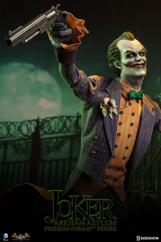 The Joker: Arkham Asylum Premium Format Figure