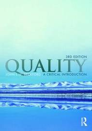 Quality by John Beckford
