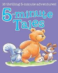 Padded Treasury: Five Minute Tales image
