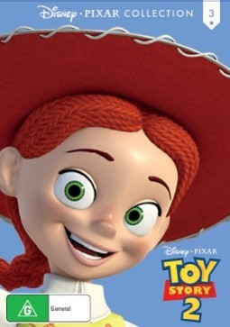 Toy Story 2 (Pixar Collection 3) on DVD image