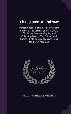 The Queen V. Palmer by William Palmer image
