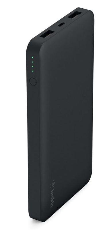 Belkin Pocket Power 10K Power Bank - Black