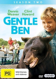 Gentle Ben Season Two on DVD image