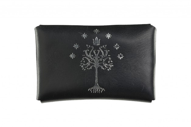 Lord of the Rings: Leather Wallet - The White Tree of Gondor