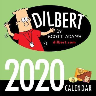 Dilbert 2020 Square Wall Calendar