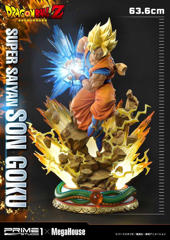 Dragon Ball Z Super Saiyan Son Goku   25