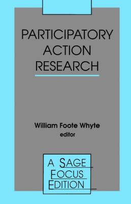 Participatory Action Research by William Foote Whyte image