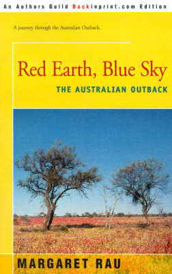 Red Earth, Blue Sky by Margaret Rau image