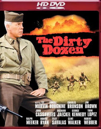The Dirty Dozen on HD DVD image