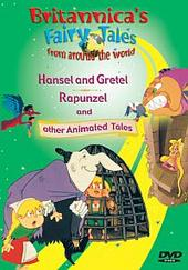 Encyclopedia Britannica's Hansel And Gretel, Rapunzel & Others on DVD