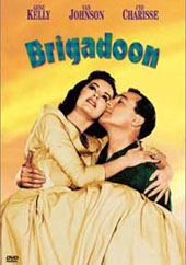 Brigadoon on DVD