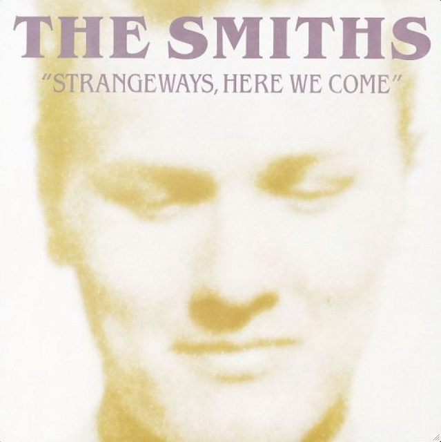 """Strangeways, Here We Come (12"""") by The Smiths image"""