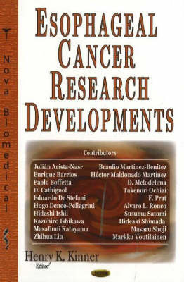 Esophageal Cancer Research Developments