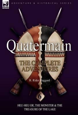 Quatermain by H.Rider Haggard image