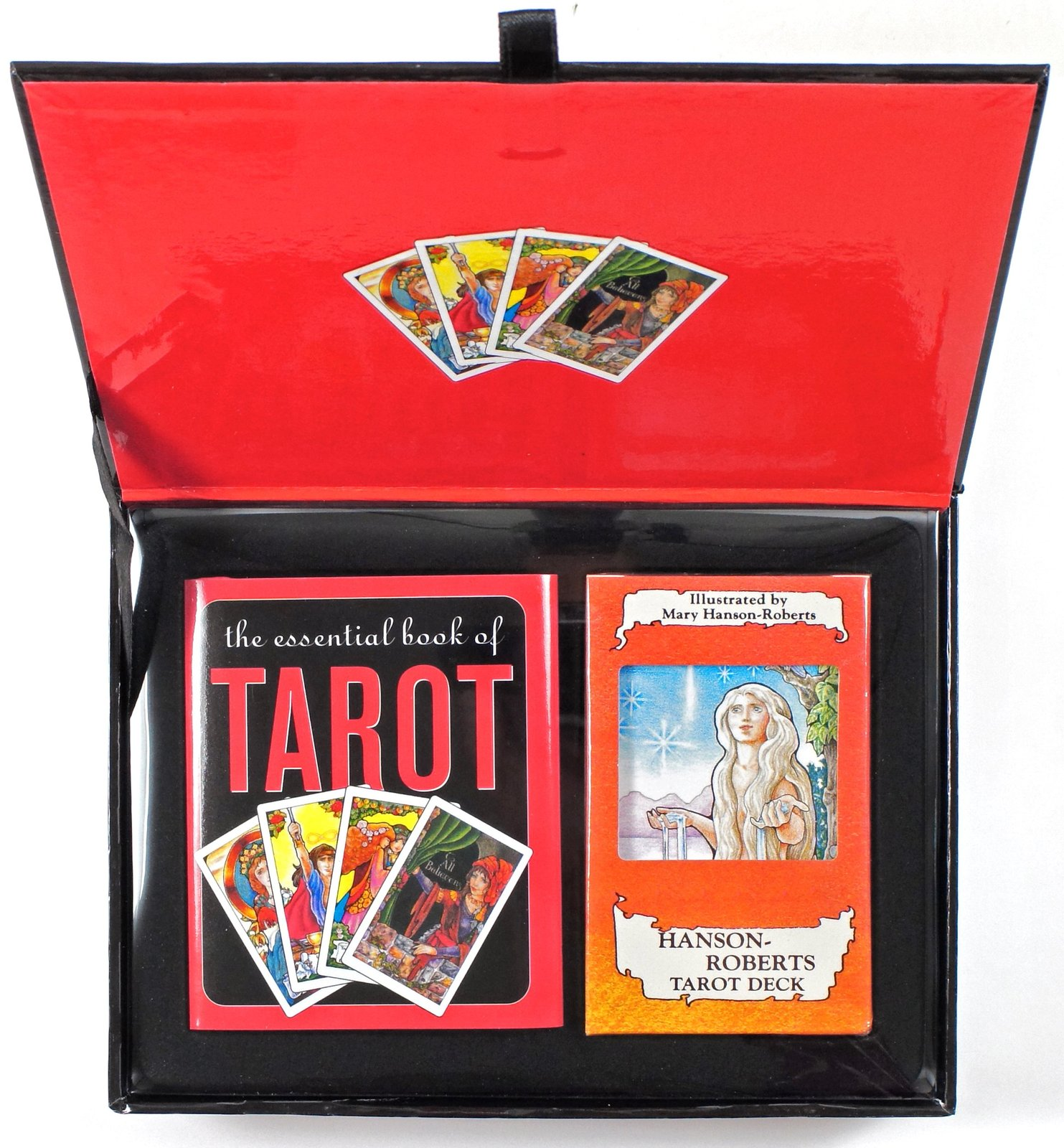 The Essential Tarot Kit: Book and Card Set image