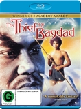 The Thief of Bagdad on Blu-ray