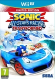 Sonic & All-Stars Racing Transformed Limited Edition for Nintendo Wii U