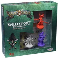 Rum and Bones: Wellsport Brotherhood Heroes Set #1